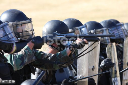 istock SWAT Team Responds 91712749