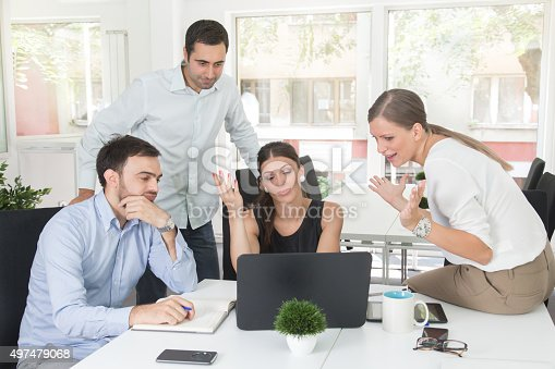 istock Team Strategies And Solutions 497479068