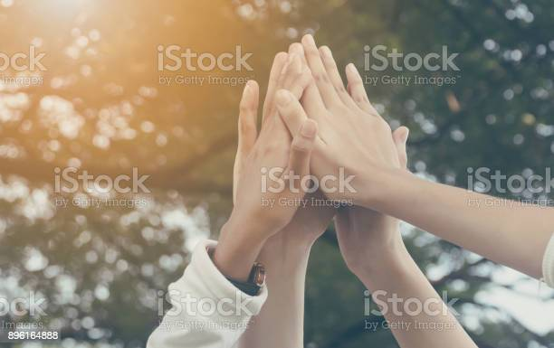 Team work and together concept hand of people high five for tag team picture id896164888?b=1&k=6&m=896164888&s=612x612&h=qtslycu x6rbyedgtlujpicm olllmlaxwlm ght7as=
