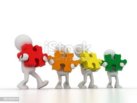 istock Team work 182492616