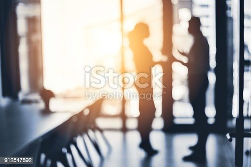 istock Teaming up to push through towards great success 912547892