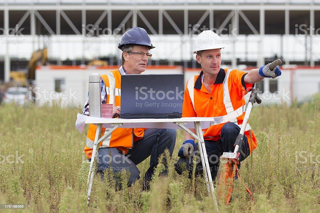 Teamwork, building activity royalty-free stock photo