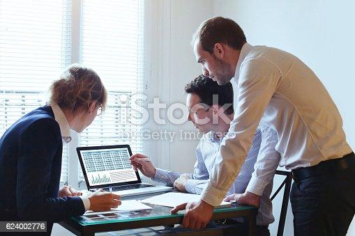 istock teamwork, business meeting 624002776