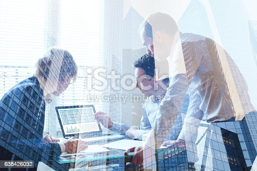 istock teamwork concept, business team working together 638426032