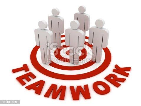 istock Teamwork Concept 124314691