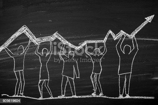istock Teamwork Concept 925619604