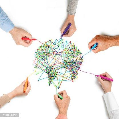 istock teamwork for global leadership 510406226