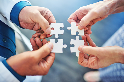 Teamwork Is Always The Answer Stock Photo - Download Image Now