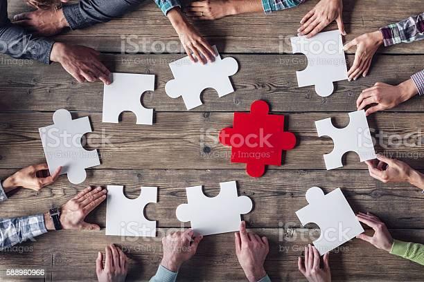 Zusammenspiel Treffen Konzept Stockfoto und mehr Bilder von Arbeiten