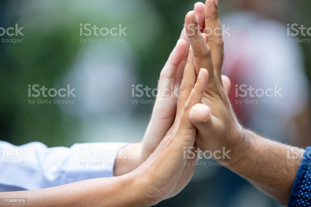 Teamwork Stock Photo & More Pictures of A Helping Hand - iStock