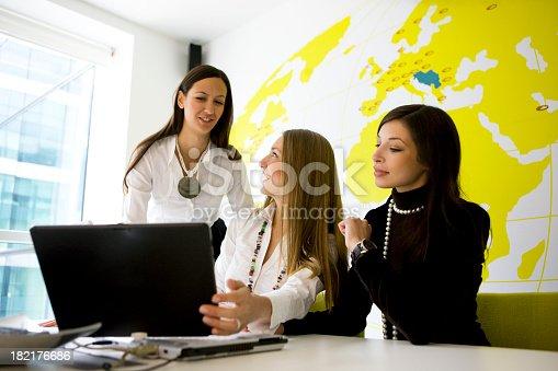 istock Teamwork 182176686