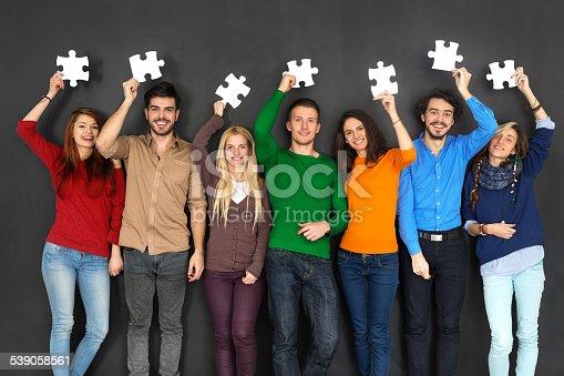638013502 istock photo Teamwork 539058561