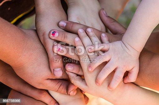 istock Teamwork 866758566