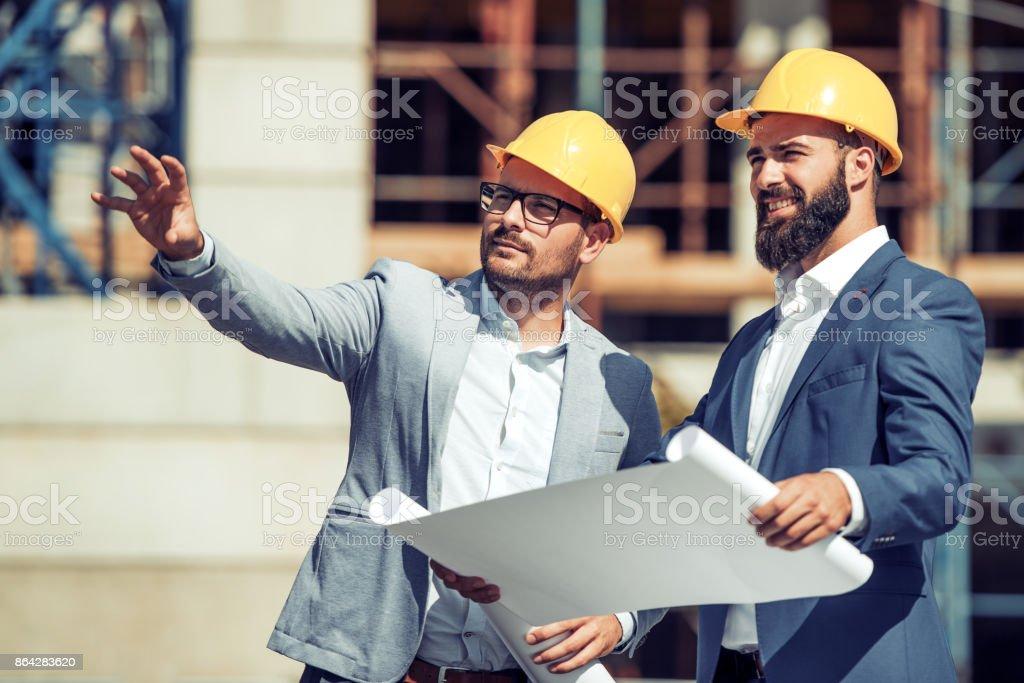 Teamwork proces royalty-free stock photo
