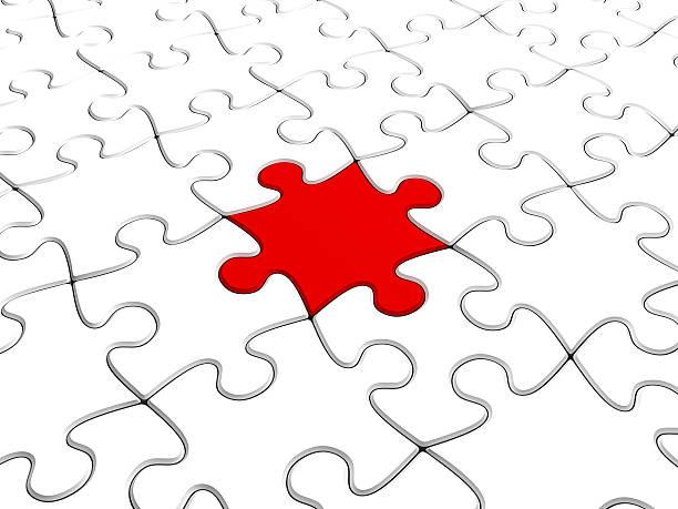Teamwork symbol stock photo