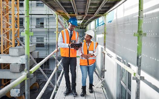 Teamwork that's as robust as their buildings