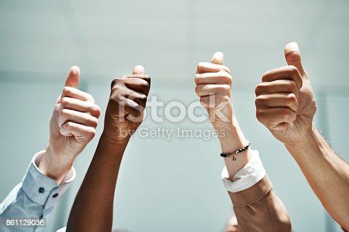 888892364istockphoto Teamwork will always be our best work 861129036