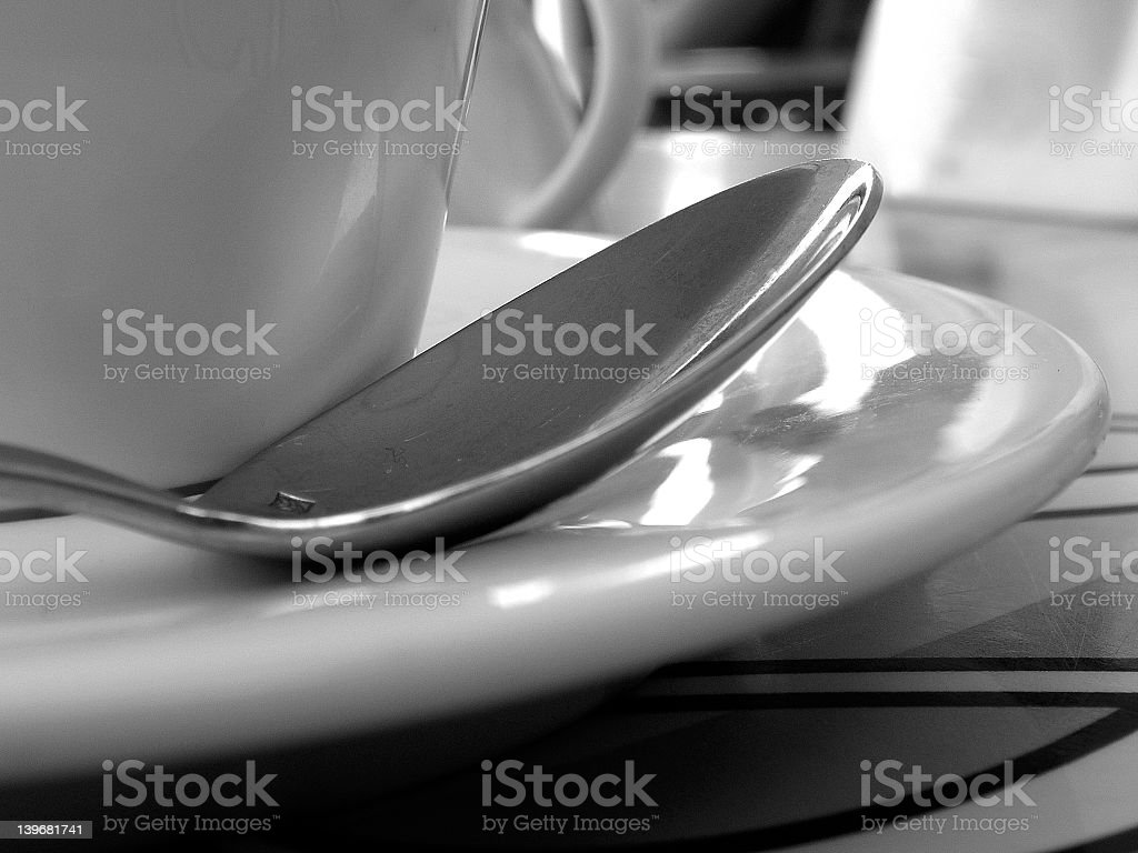 Teaspoon071005 stock photo
