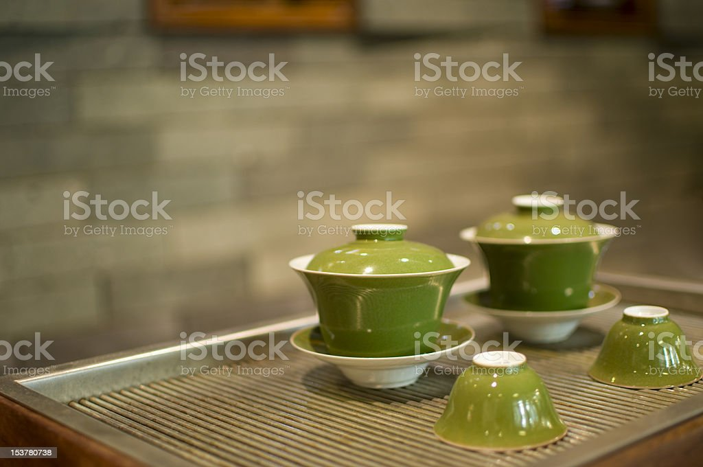 Teatime break royalty-free stock photo