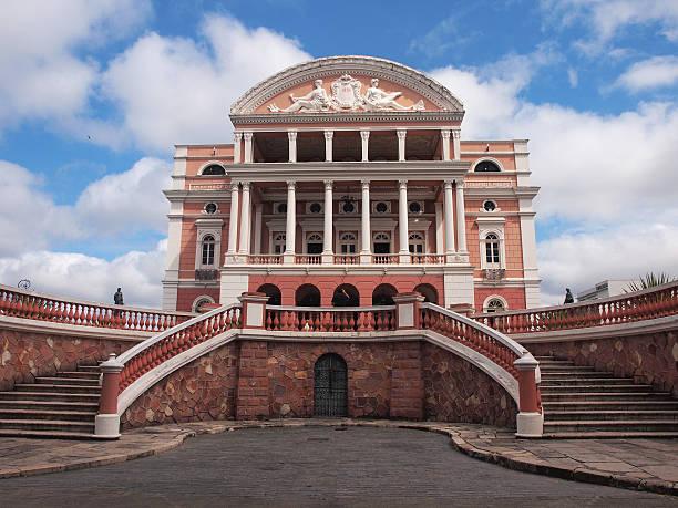 Teatro Amazonas in Manaus, Brazil