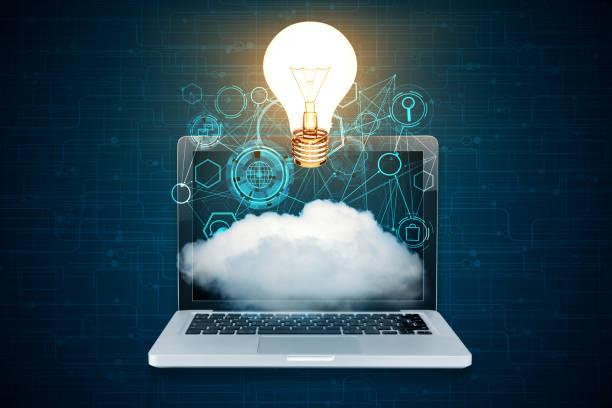 Tech und Zukunftskonzept – Foto