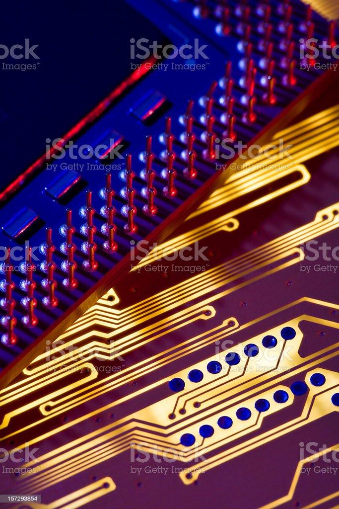 Tech stock photo