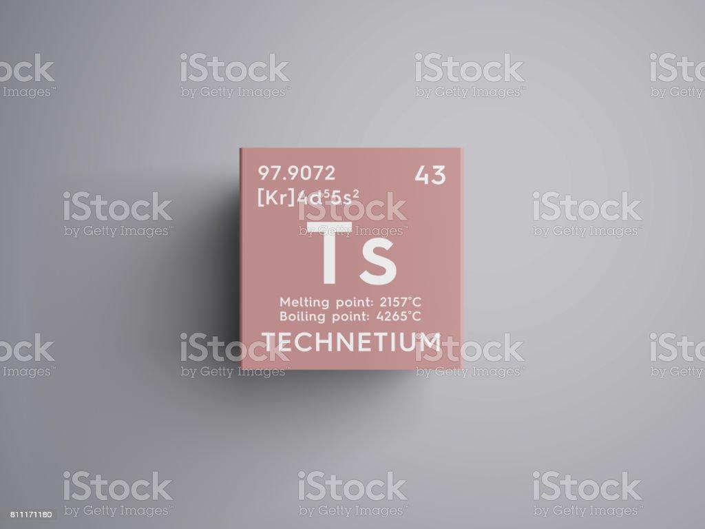 Fotografa de tecnecio metales de transicin elemento qumico de la metales de transicin elemento qumico de la tabla de periodica de mendeleiev urtaz Image collections