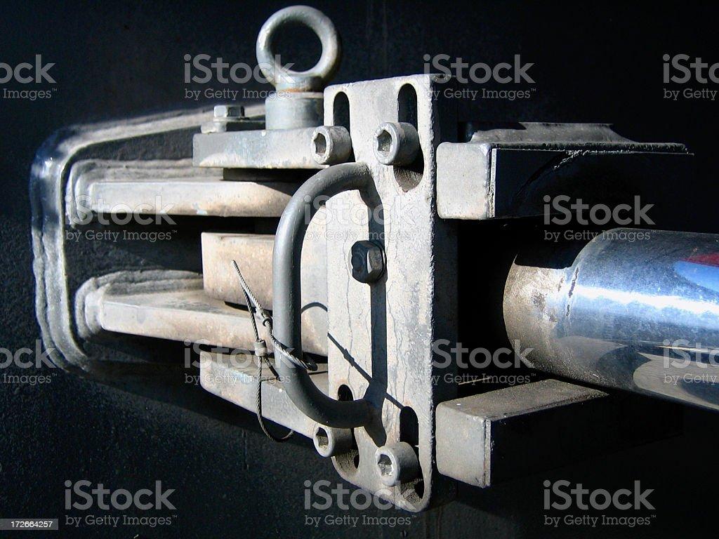 Technic royalty-free stock photo