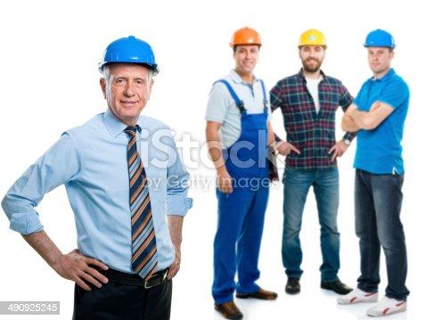 istock Technic Team 490925245