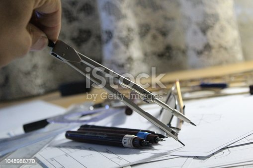909924232istockphoto technical drawings 1048986770
