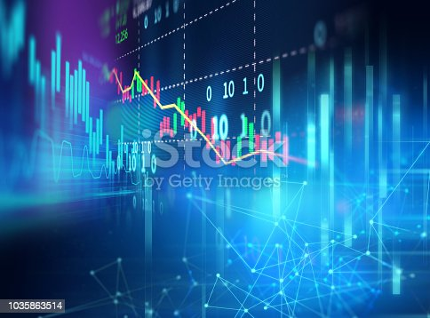 istock technical financial graph on technology abstract background 1035863514