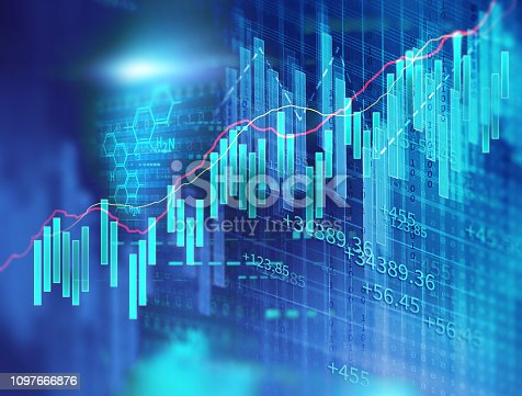 istock technical financial graph on technology abstract background 1097666876