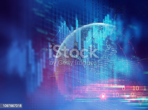 istock technical financial graph on technology abstract background 1097667018
