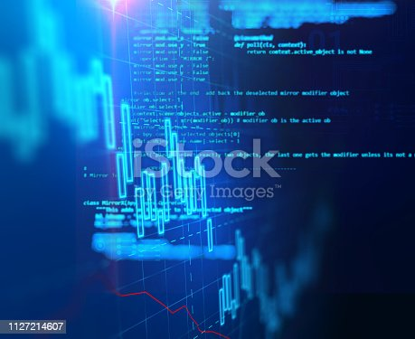istock technical financial graph on technology abstract background 1127214607