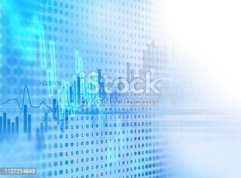 istock technical financial graph on technology abstract background 1127214643