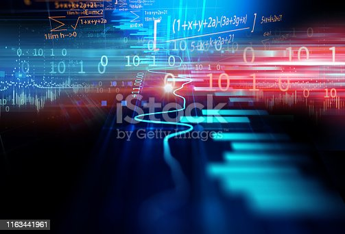 926051128istockphoto technical financial graph on technology abstract background 1163441961