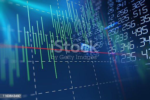 926051128istockphoto technical financial graph on technology abstract background 1163843492