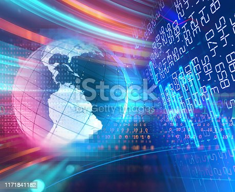 926051128istockphoto technical financial graph on technology abstract background 1171841182