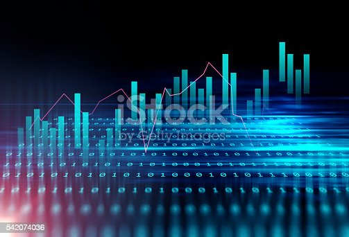 istock technical financial graph on technology abstract background 542074036