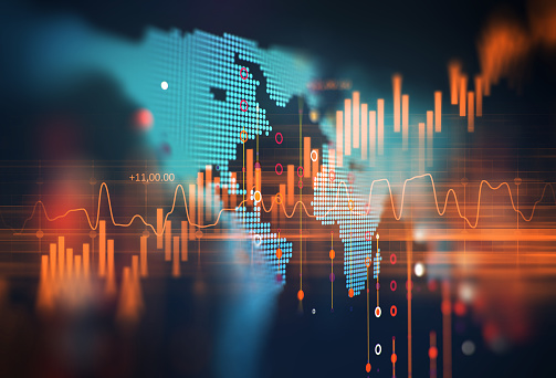 istock technical financial graph on technology abstract background 639666654