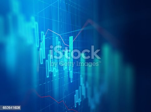 istock technical financial graph on technology abstract background 652641608