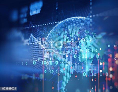 istock technical financial graph on technology abstract background 853689024