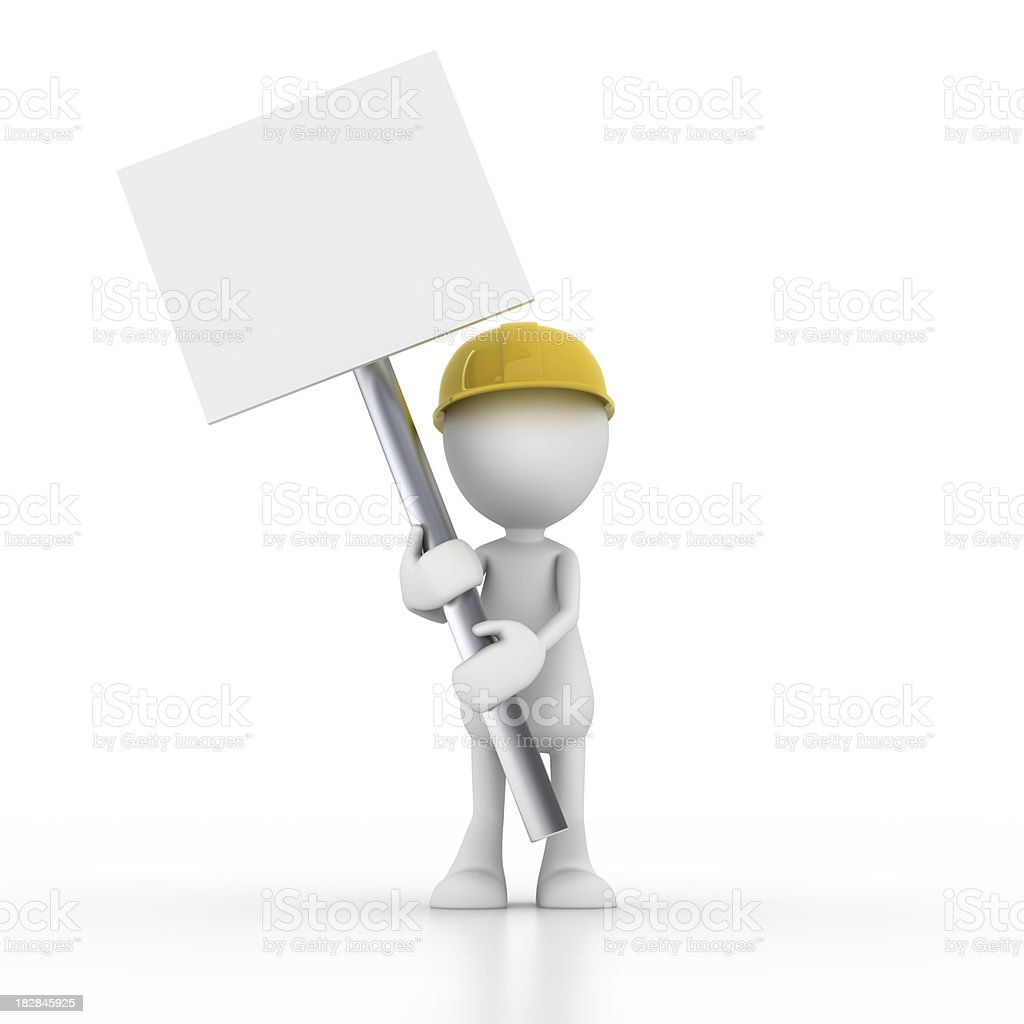 Technical message royalty-free stock photo