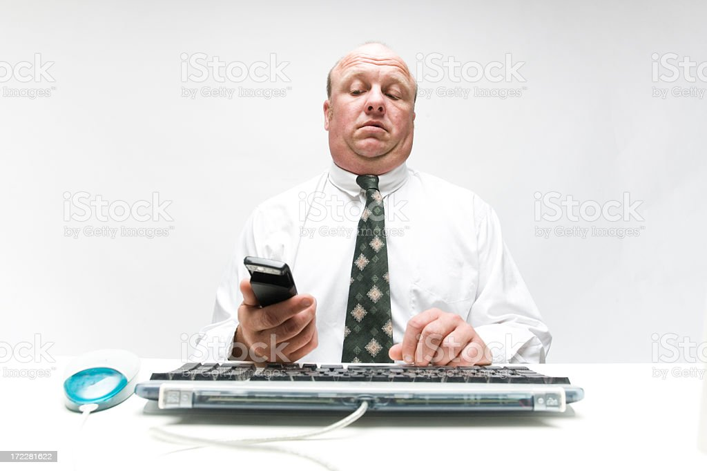 Technical Problems stock photo