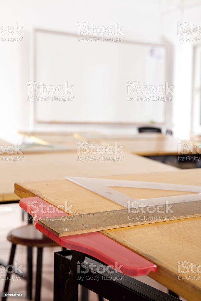 Technical School royalty-free stock photo