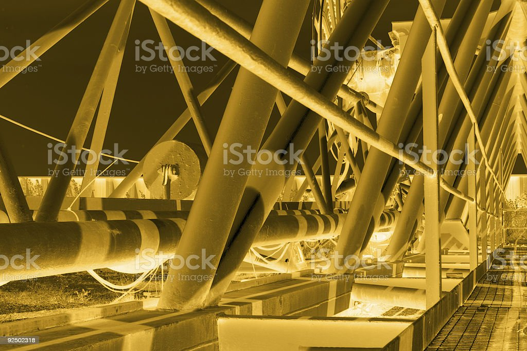 technical wallpaper 1 royalty-free stock photo
