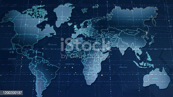 989624498istockphoto Technologic Earth 4K 1200200137