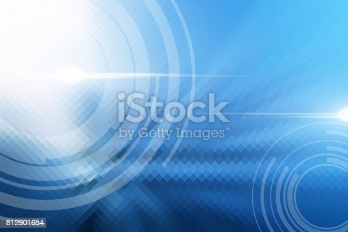 1161683825 istock photo Technology Abstract Pattern Background 812901654