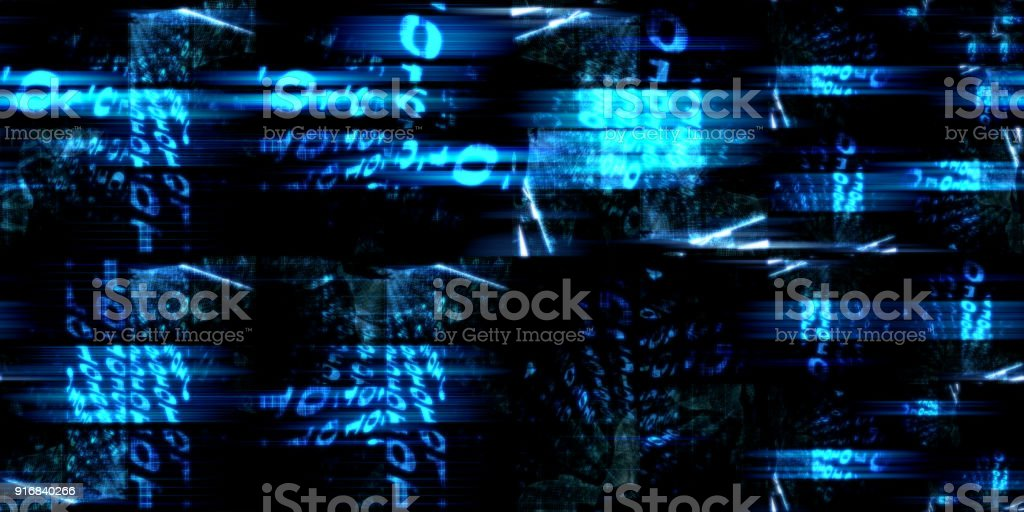 Technology Abstract stock photo