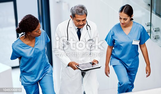 istock Technology allows them to be more accurate with their diagnosis 1045200310